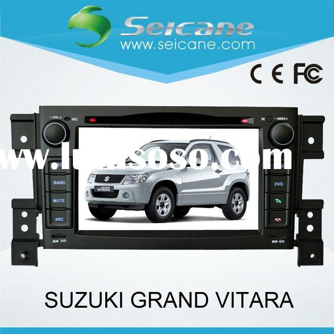 double din special car dvd player gps navigation for SUZUKI GRAND VITARA