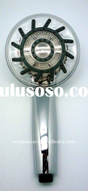 new style LED shower head