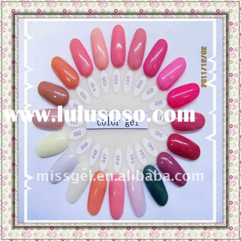 professional nail 260 gel polish