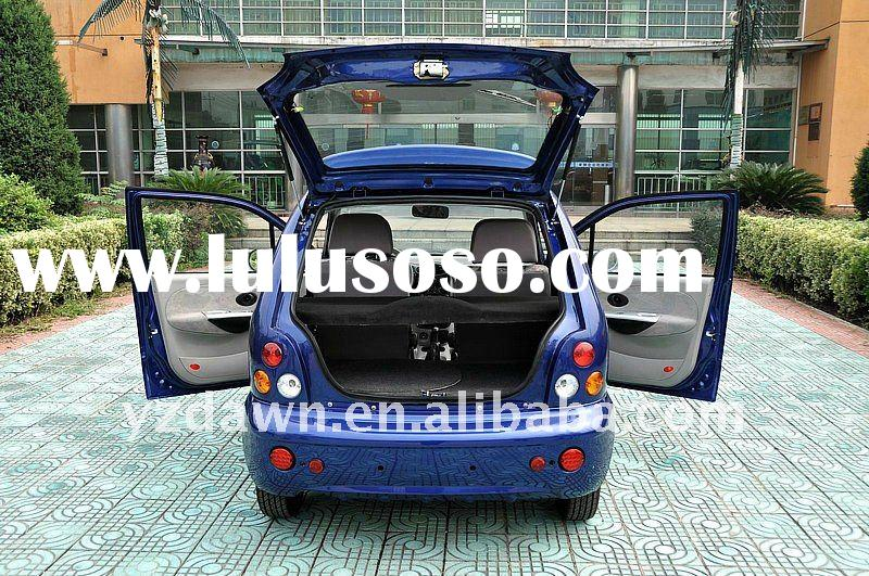 CJQD02C electric car high speed eec approval