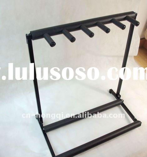 Cool&Hot! SIERLE high quality 5-Position guitar display stand GDS-5