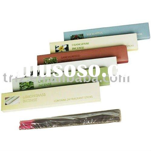 Hot Selling Hand Made Scented Incense Sticks