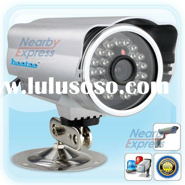 On sale! FCC,CE,ROHS certified Mini Wireless Waterproof IP Camera (300,000 pixels,CMOS)