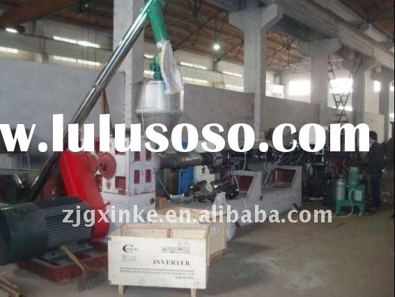PP, PE,PVC Film Extruding and Pelletizing line