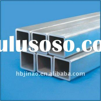 Square Seamless Carbon and Alloy Steel tubes and pipes