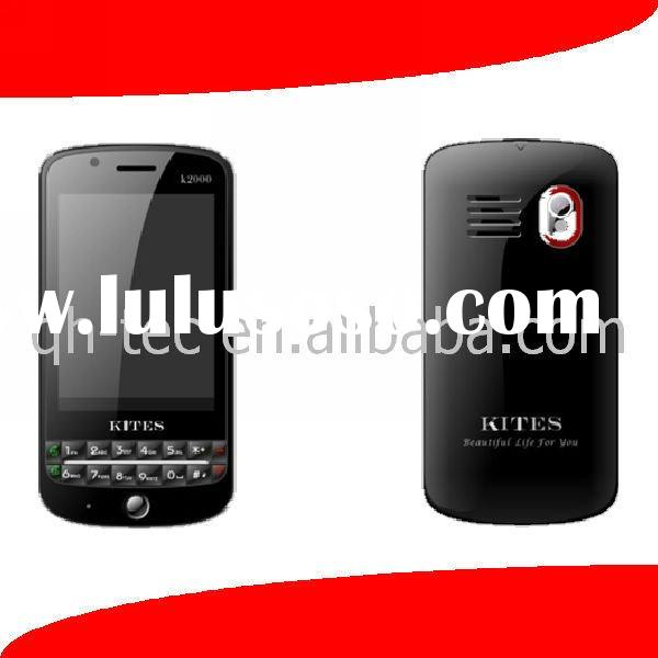"""2.8""""LCD Touch screen Big battery Big speaker Mobile"""