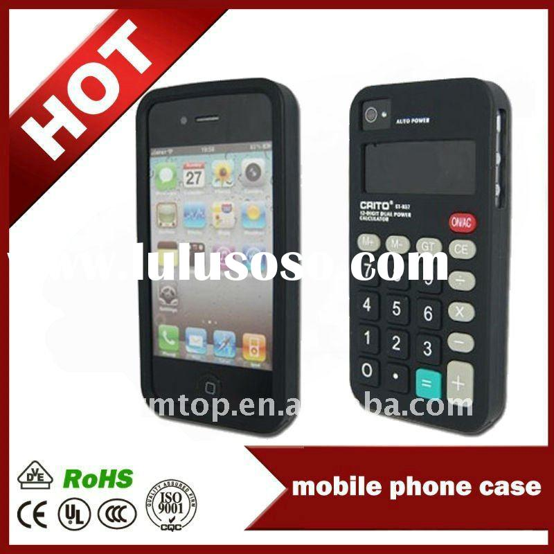 For Apple iPhone 4G 4S Silicone Case