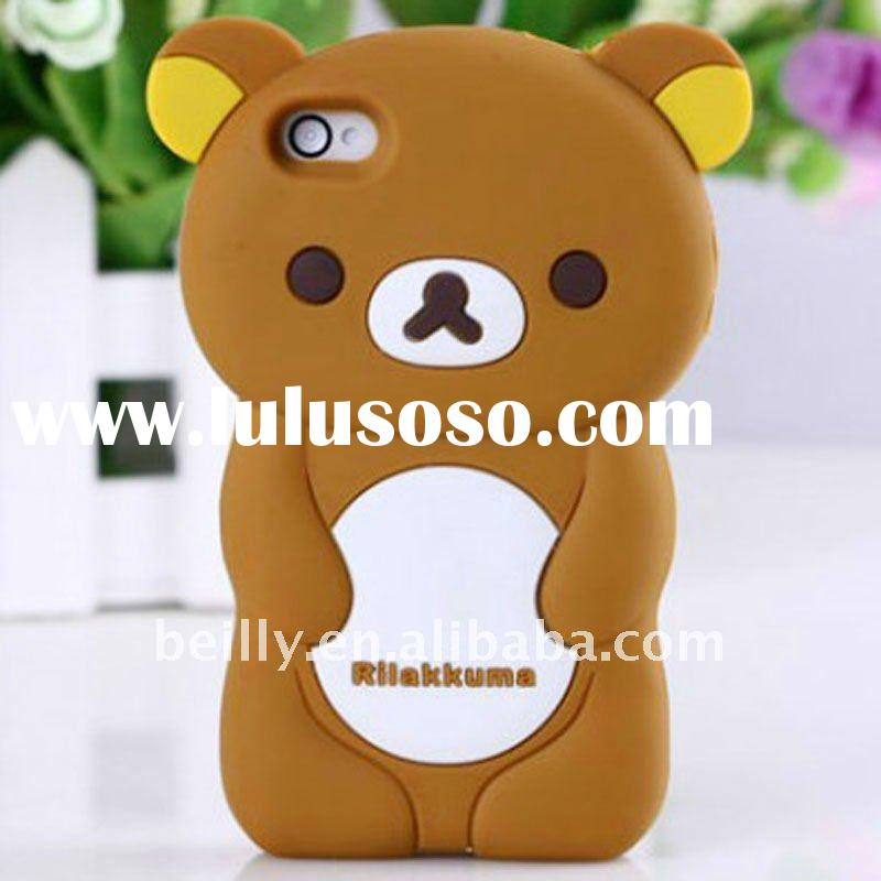 Popular style silicone custom cell phone case