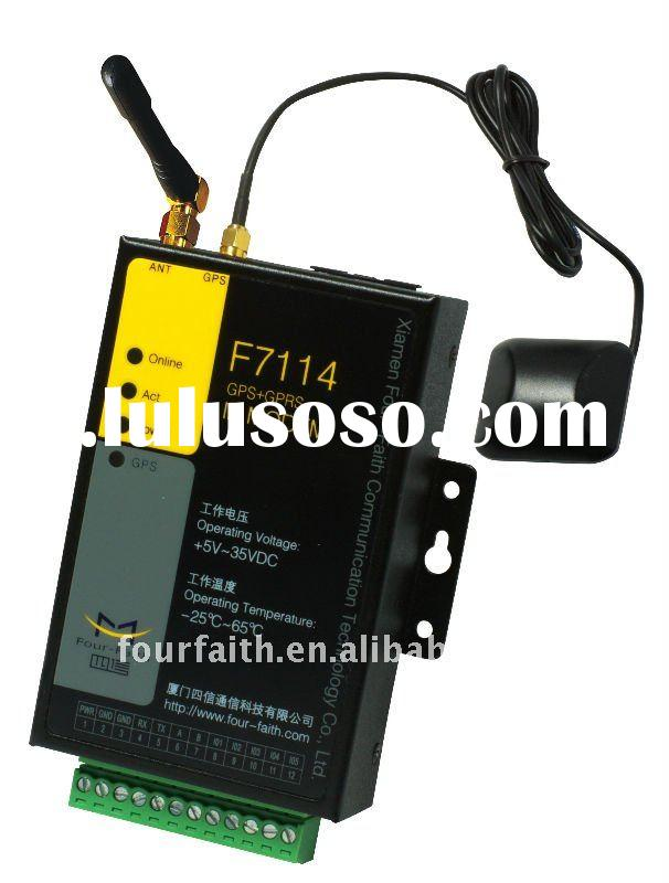 F7114 GPS GPRS IP Modem with RS232/RS485 for Position and Monitoring