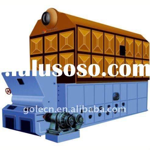 Industrial automatic steam boilers (double drum/cylinder)
