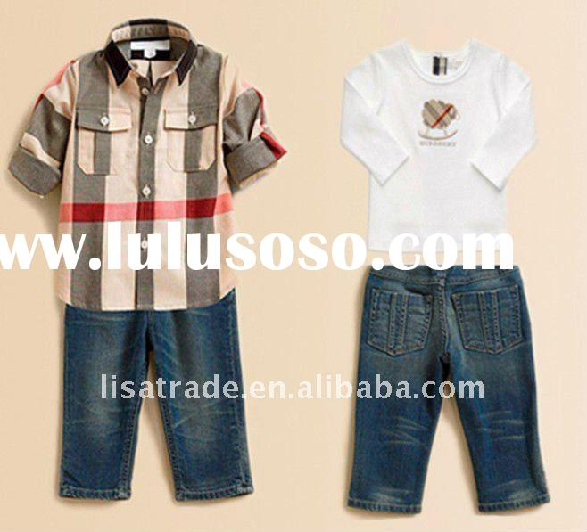 baby jeans sets,good quality,fashion