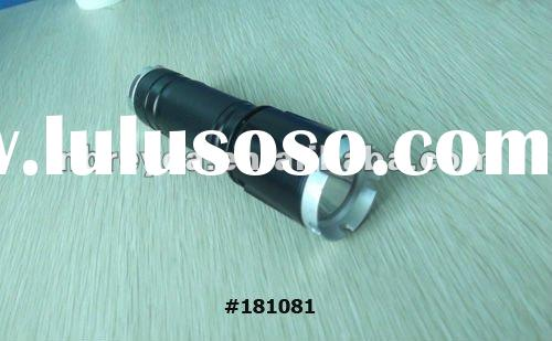 1 watt Led Flashlight made of Aluminum 122mm Length