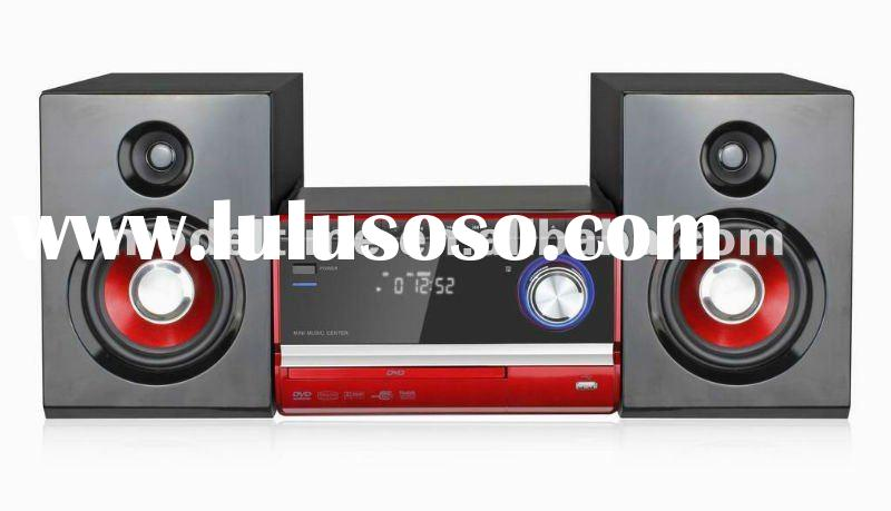 New DVD Combo System with AM FM PLL Radio/USB & SD /Karaoke Aux-in