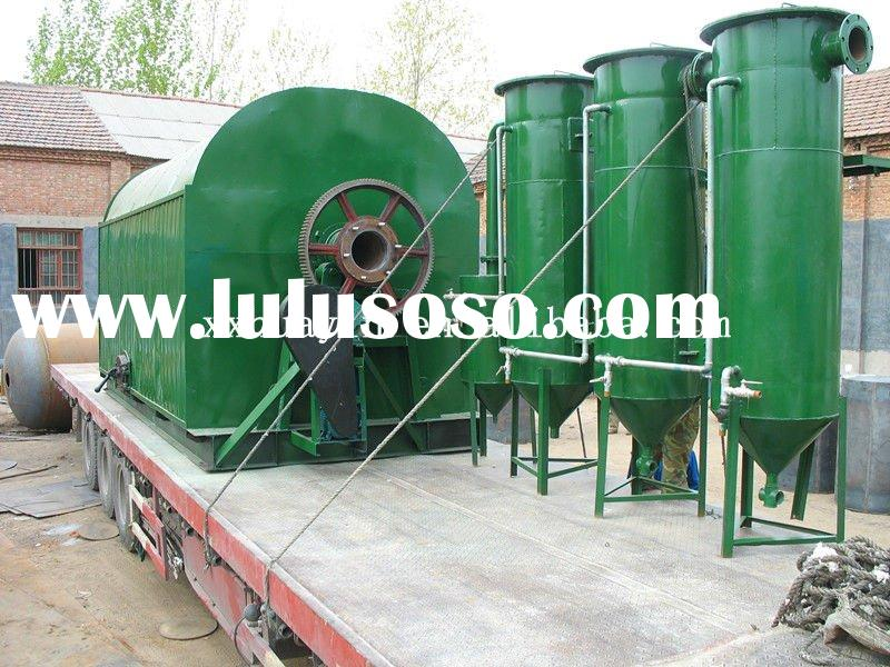 your best choice! waste tyre recycling machine