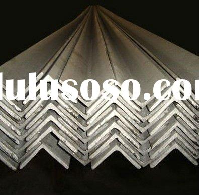 309S/310S/316L/317L stainless steel angle bar
