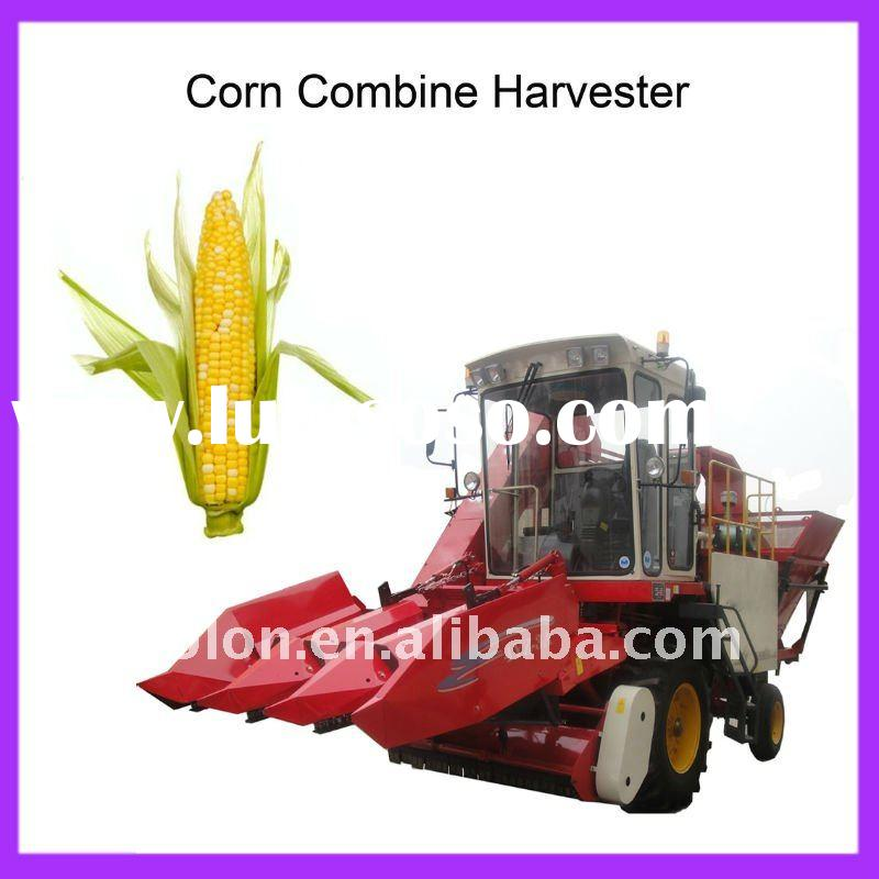 Best selling Corn harvester machine on sale
