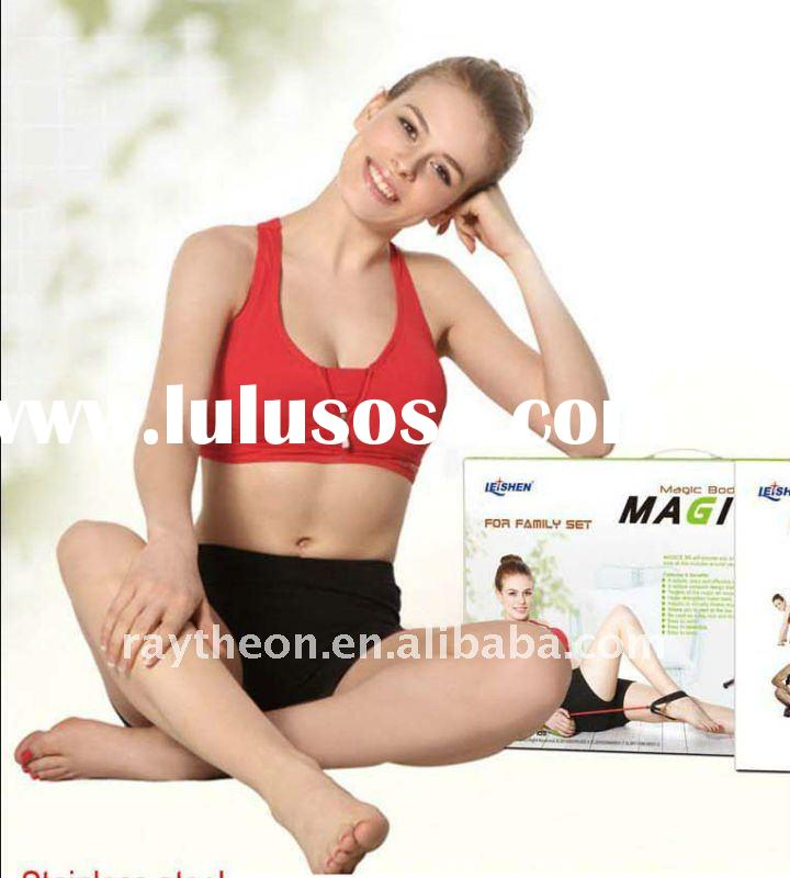 Magic Body Building Exerciser(TV SHOPPING hot selling product, high quality tseted, CE/EN957 certifi
