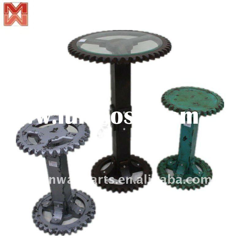Newest wooden coffe table set for decorative