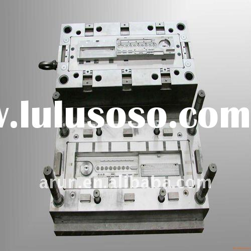Plastic injection mould for tool