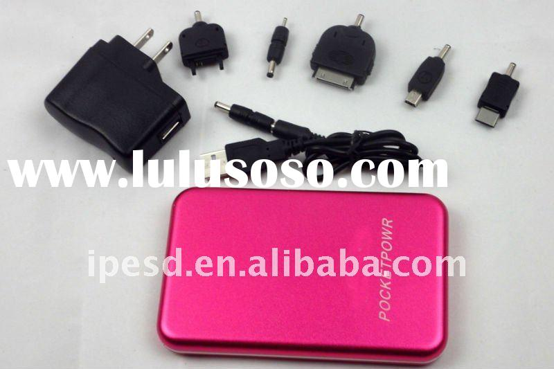 Portable Power Charger for iPhone with capacity of 5000mAh