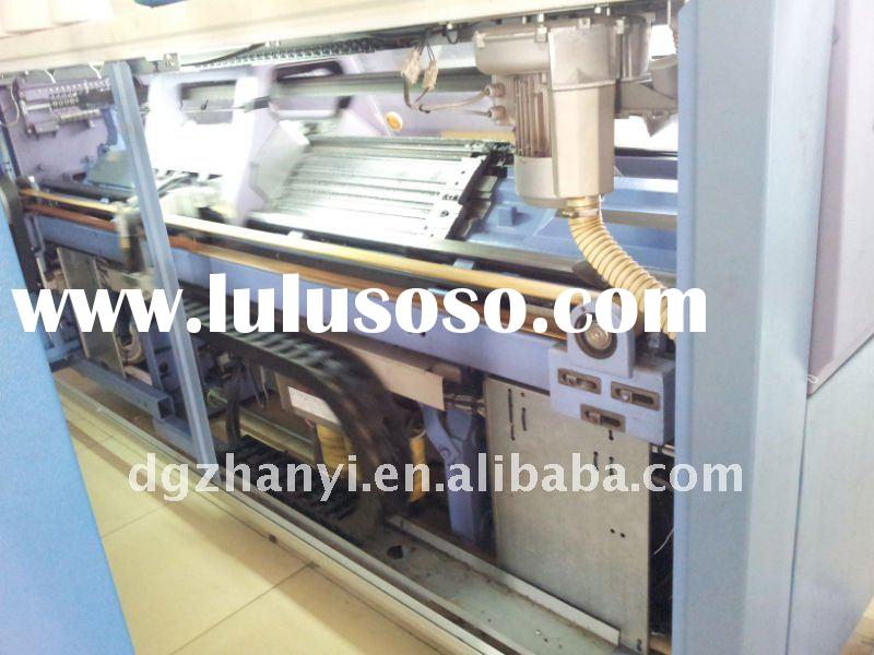 Used Stoll computer flat knitting machine