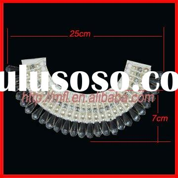 fashion garment lace collar
