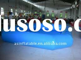 hot sale gaint inflatable swimming pool for water games(promotion now)