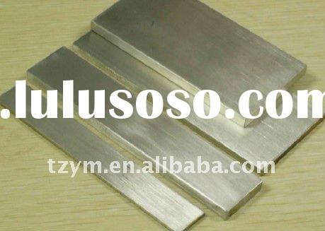 300 400 series hot rolled stainless steel flat bar