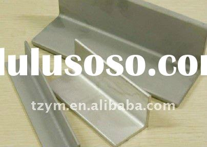 300 400 series stainless steel angle bar