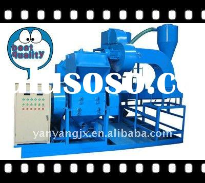 99.9% purity scrap copper wire recycling machine (0086-15093060018)
