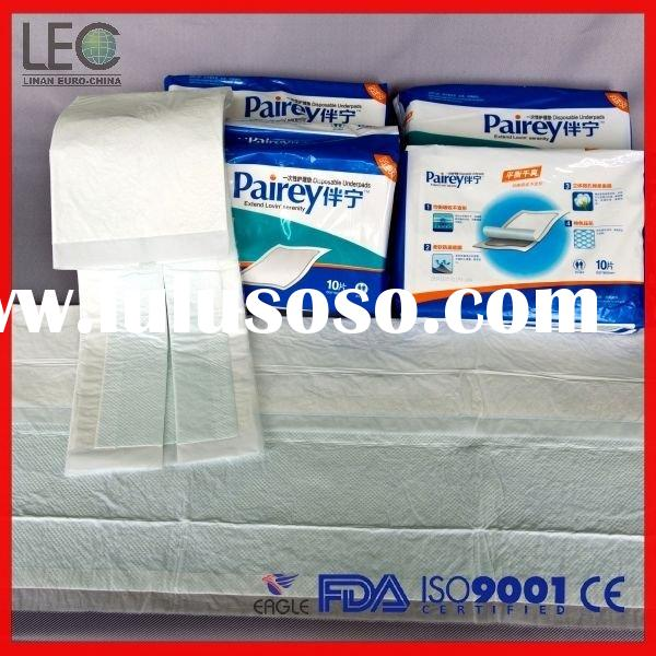 CC9 FDA approved medical incontinent under pad with competitive price