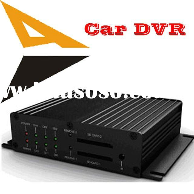 ECS-M6004 3G WIFI GPS Double SD Card Mobile Car DVR