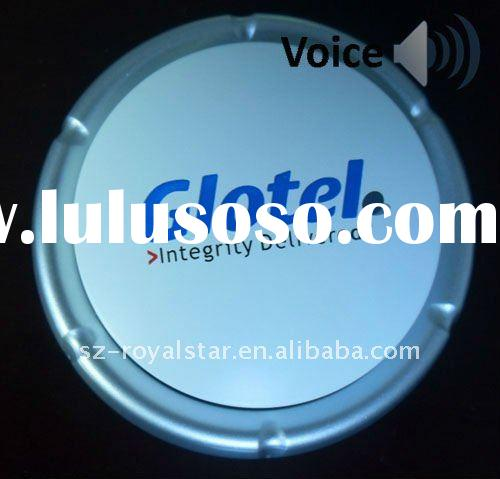 Easy button with Custom audio