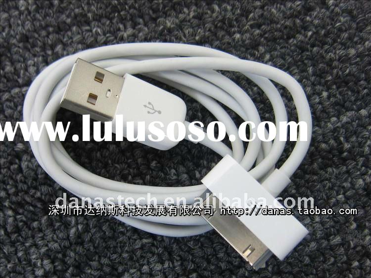 High quality USB cable for iPhone 4,iPod