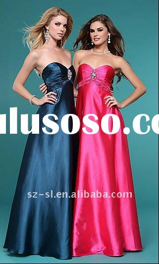 SL-x0419 Latest designs formal evening gown