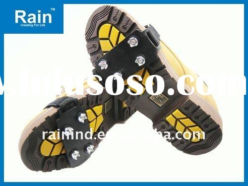 Studded Snow And Ice Grips Pair Universal Boots And Shoes Ice Grippers 'One Size Fits All&am