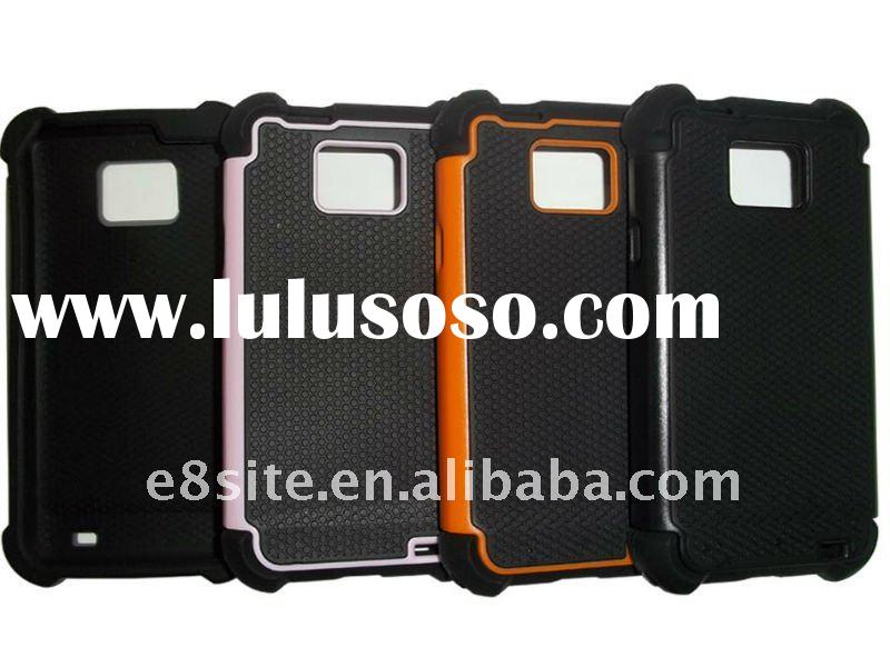 Triple Defender Cell Phone Case For SamSung i9100 Galaxy S2