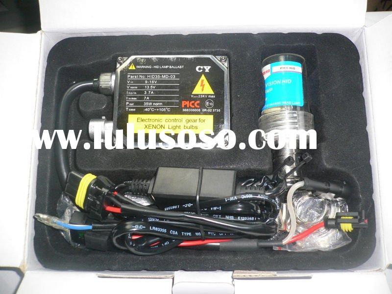 Wholesale 35W 6000K Motorcycle HID Xenon Kit