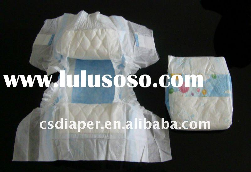 cheapest disposable baby diaper in bales