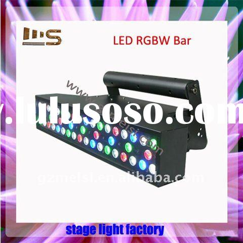 high power RGBW led bar light