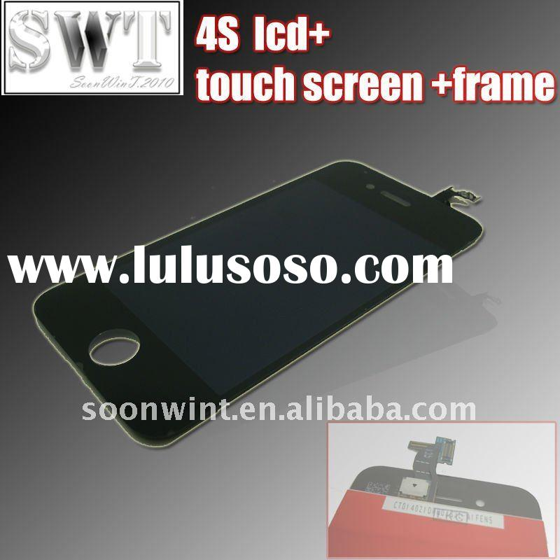 lcd assembly for iphone 4s lcd screen + touch screen