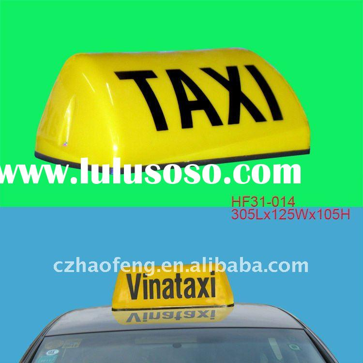 new taxi light new taxi light box taxi roof light taxi. Black Bedroom Furniture Sets. Home Design Ideas