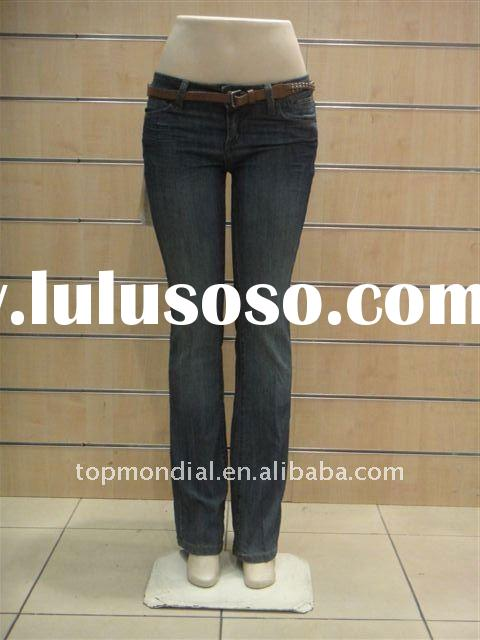 top quality trendy skinny women's jeans
