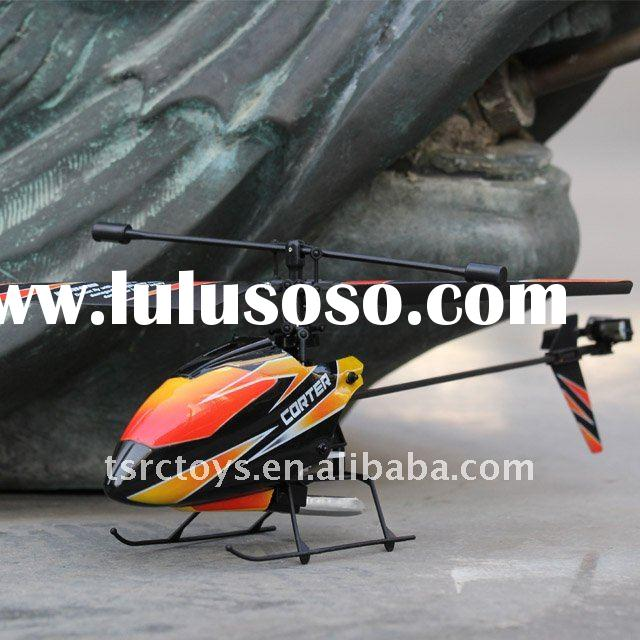 2.4G 4CH Single Blade RC Helicopter With Gyro