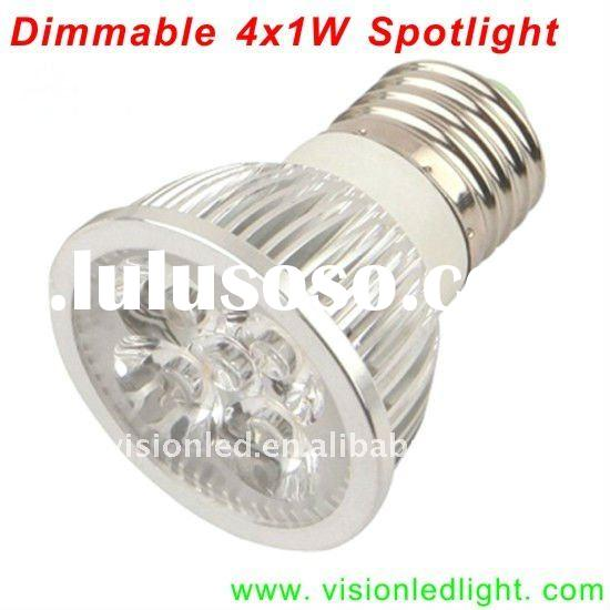 4W Dimmable High Power LED Spot Light