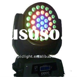 9Wx37 RGB high power LED moving head