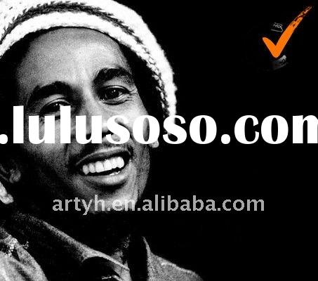 New Arrival American Singer Bob Marley oil painting reproduction