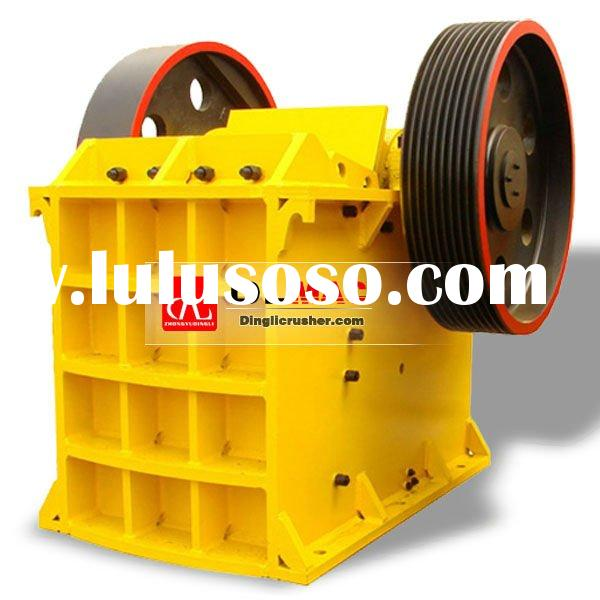 Popular in Developing Country Jaw Crusher Construction Equipment