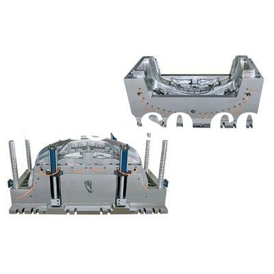 copying machine injection molding