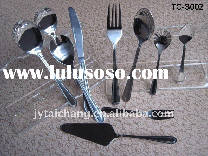 fashion stainless steel cutlery set